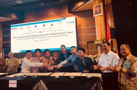 Nissan dan PLN mendorong elektrifikasi dari mobilitas di Indonesia