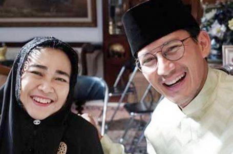 Sandi Uno Temui Rachmawati, Jelang Pelantikan Jokowi