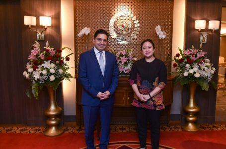 Ketua DPR Harap Penguatan Hubungan Ekonomi Indonesia-Maroko
