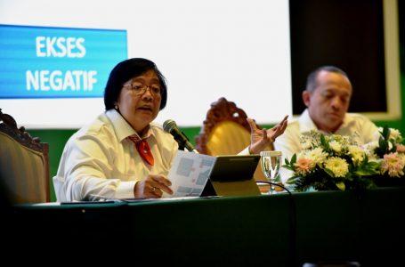 Menteri Siti, Kerja Serius Jagalah Kedaulatan Negara
