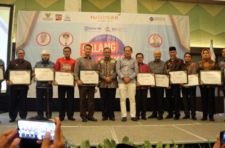 Natamukti Award 2019 Buktikan Kepala Daerah Semakin Peduli Kemajuan UMKM Indonesia