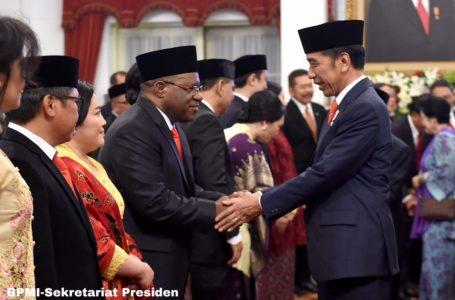 Wakil Menteri PUPR Putera Asli Papua, Ditugaskan Untuk Mengawal Pembangunan Infrastruktur Wilayah Indonesia Timur