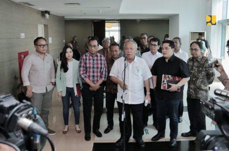 Menteri Basuki Pastikan Pembangunan Infrastruktur Lima KSPN Super Prioritas Selesai Akhir 2020 dengan Anggaran Rp 7,6 Triliun