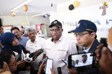 Wamen PUPR Ajak Semua Pihak Dukung Pembangunan Infrastruktur
