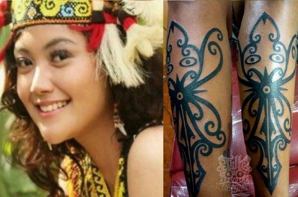 Mengenal Suku Dayak, dari Kecantikan Gadisnya Hingga Tato