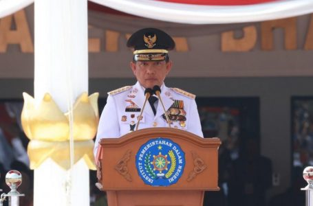 Mendagri Lantik 1.608 Muda Praja IPDN Angkatan XXX Tahun 2019