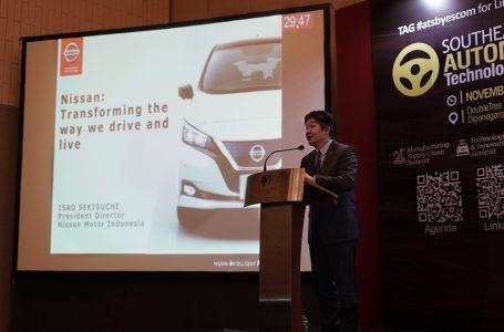 Nissan perkenalkan dan dorong edukasi kendaraan listrik di Indonesia