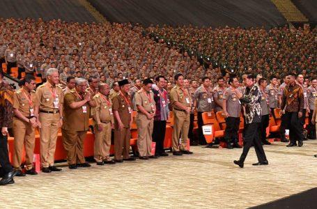 Presiden Jokowi: Tak Ada Toleransi bagi Oknum Aparat yang Halangi Kebijakan dan Inovasi