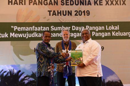 HPS Ke-39 di Kendari, Kementan-Pemprov Sultra Kembangkan Industri Pangan Loka