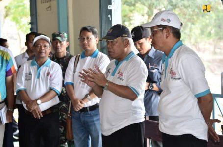 Menteri Basuki Tinjau Persiapan Cabor Dayung Hadapi SEA Games 2019 Filipina