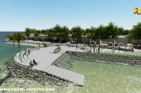 Kementerian PUPR Tata Kawasan Pulau Bunaken dan Pantai Paal Likupang Menjadi Destinasi Wisata Laut Kelas Dunia di Sulut
