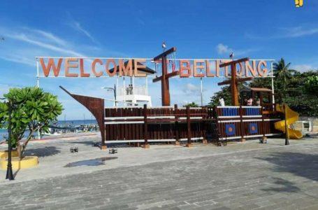Kementerian PUPR Terus Dorong Pengembangan Kawasan Strategis Pariwisata Nasional (KSPN) Tanjung Kelayang, Belitung