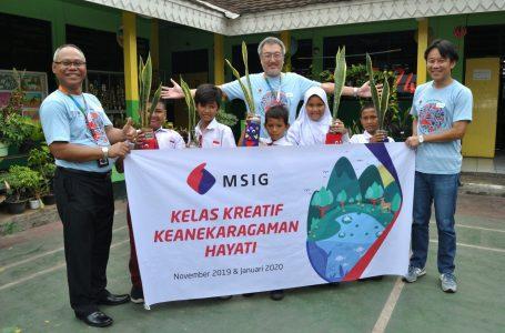 MSIG Indonesia Untuk Indonesia Yang Lebih Hijau