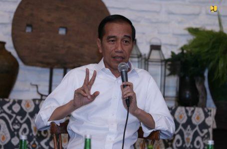 Presiden Jokowi : Ketersediaan Infrastruktur Menjadi Pondasi Indonesia Menuju Negara Maju
