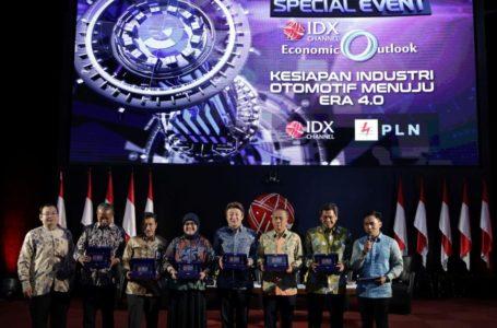 Nissan berbagi visi tentang mobilitas masa depan di konferensi IDX Channel