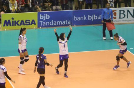 BJB Tetap Tampil Maksimal, Meski Sudah Aman Lolos Final Four