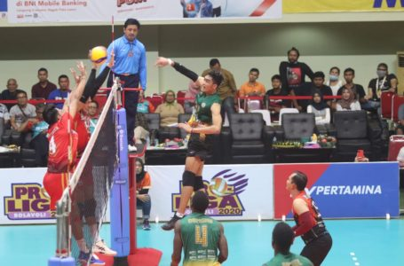 Final Four & Grand Final Proliga 2020 Ditiadakan
