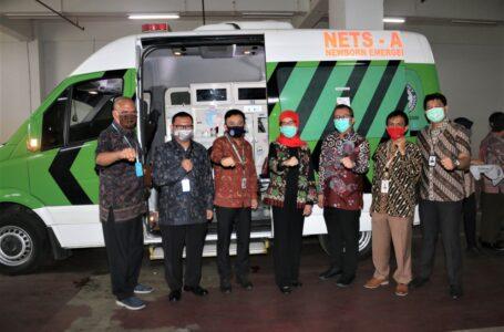 Bank DKI Dukung Transaksi Non Tunai Pembayaran Ambulans Gawat Darurat
