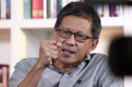 Rocky Gerung Sebut KPU, MK, DPR dan MPR Lembaga Pemenggal Optimisme Publik