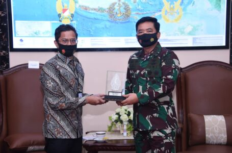 TNI dan BTN Bahas Kerja Sama Perumahan Untuk Prajurit