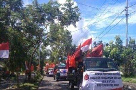 Repdem Papua Barat Mendukung Majelis Rakyat Papua Yang Memperjuangkan Calon Bupati Orang Papua