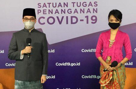 Tantangan Relawan Covid-19: Bergerak Tanpa Berkerumun
