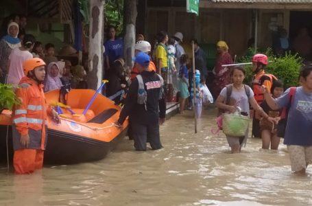 53 Rumah Rusak, Banjir dan Longsor di Ciamis