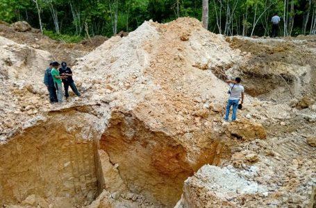 Tim Operasi Gabungan Tutup 141 Lubang Tambang Tanpa Izin di TN Bogani Nani Wartabone