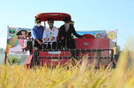 Stok Beras Melimpah, Mentan Syahrul Sampaikan Terimakasih Atas Kerjakeras Para Petani