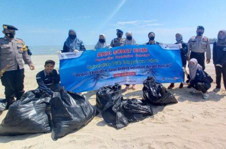 Aksi Sobat Bumi Jilid Dua dari Aceh sampai Papua di Hari Sumpah Pemuda