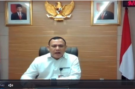 KPK dan Lakpesdam Nahdatul Ulama Buka Kegiatan Pesantren PATUH