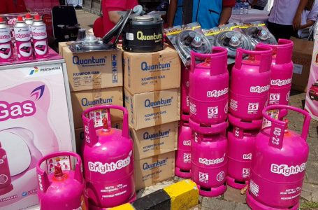 Pertamina Dorong UMKM Naik Kelas Gunakan LPG Nonsubsidi
