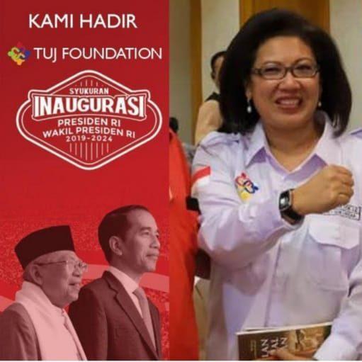 "Sweeta Melanie, TUJ Foundation, TNI dan Polri, Harus Tindak Tegas ""Radikalisme dan Intoleransi"