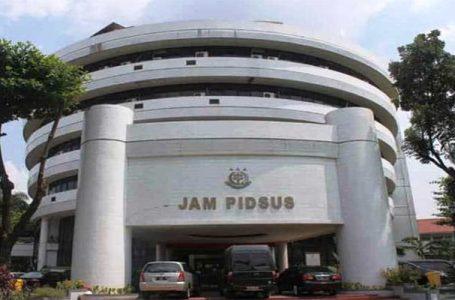 Jaksa Penyidik JAM Pidsus Terima laporan dari DPD Garuda RI DKI Jakarta terkait Dugaan KKN di Sudin SDA Jakarta Utara