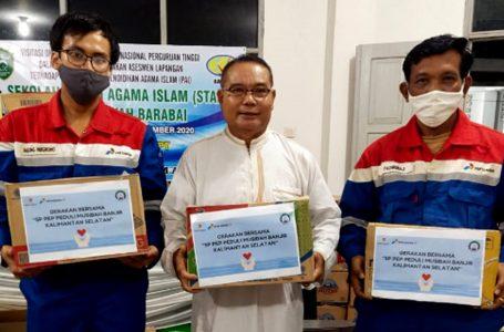 Pertamina EP Sigap Bantu Korban Banjir Kalsel