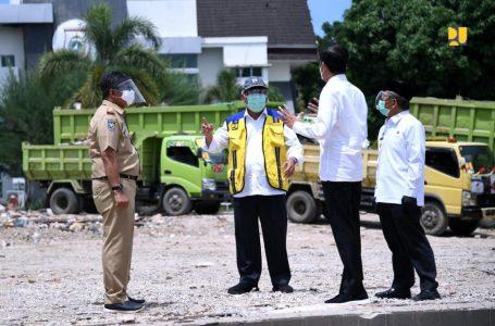 Presiden Jokowi Instruksikan Perbaikan Rumah dan Bangunan Terdampak Gempa Sulbar