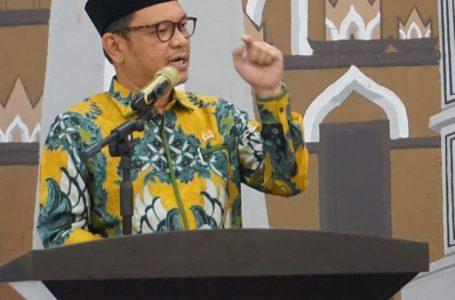 Ace Hasan: Alumni Pesantren Harus Punya Kepercayaan Diri