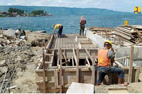 Cegah Pencemaran Danau Toba, Kementerian PUPR Bangun IPAL Parapat Senilai Rp 59,42 Miliar