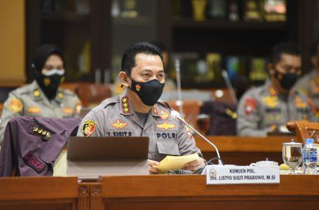 Komisi III Secara Mufakat Setujui Listyo Sigit Prabowo jadi Kapolri Baru