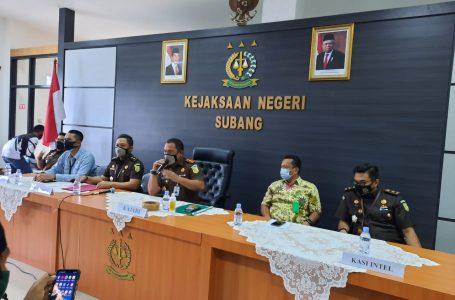 Kejari Subang Tahan Sekda Subang Terkait Kasus Korupsi