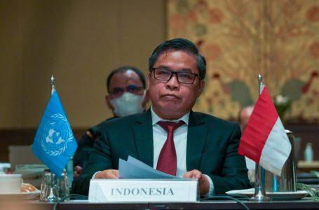 Indonesia Minta UNEA-5 Tegaskan Perlunya Tindakan Inklusif dalam Pemulihan dari Pandemi dan Pencapaian Tujuan Pembanguan Berkelanjutan