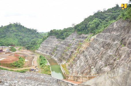 Dukung Ketahanan Air dan Pangan, Empat Bendungan di Jawa Timur Ditargetkan Rampung Pada 2021