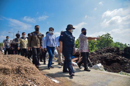 Di Mojokerto Menteri LHK Berikan Solusi Persoalan Sampah Desa Bangun