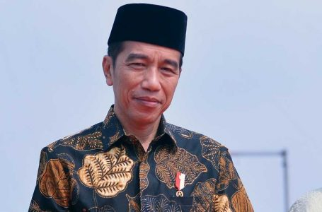 Presiden Jokowi Meluncurkan Gerakan Cinta Zakat