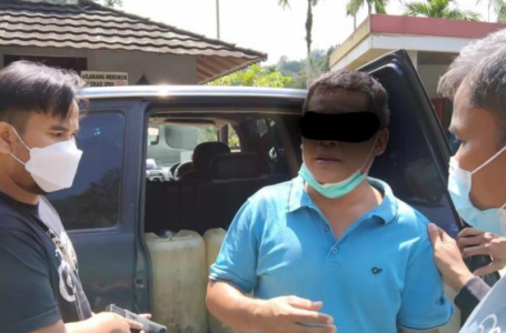 Gakkum KLHK dan Tim Gabungan Tangkap Dua Pelaku Penjual Sisik Trenggiling dan Paruh Burung Rangkong di Pasaman