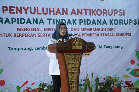 KPK Ajak Napi Berperan dalam Pemberantasan Korupsi