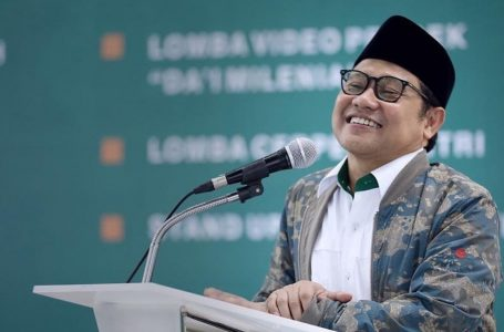 Setuju Poros Partai Islam, PKB Usulkan Cak Imin Capres 2024