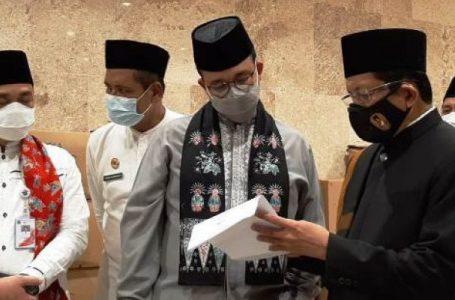 Anies: Shalat Tarawih Berjamaah di Masjid Istiqlal Bertahap dan Taati Prokes