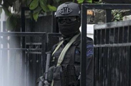 Densus 88 Tangkap Pegawai BUMN Diduga Terlibat Bom Makassar