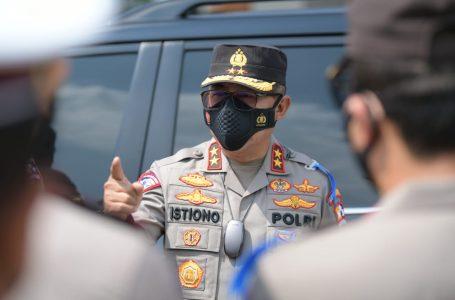 Ini 14 Titik Pos Penyekatan Pemudik di Jalur Selatan Jawa